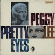 Click here for more info about 'Peggy Lee - Pretty Eyes'