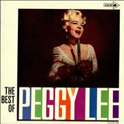Click here for more info about 'Peggy Lee - The Best Of Peggy Lee Volume 1'