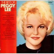 Click here for more info about 'Peggy Lee - The Best Of Peggy Lee'