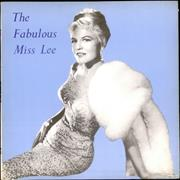Click here for more info about 'Peggy Lee - The Fabulous Miss Lee'