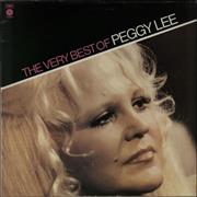 Click here for more info about 'Peggy Lee - The Very Best Of'