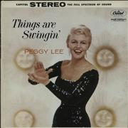 Click here for more info about 'Peggy Lee - Things Are Swingin''