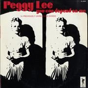 Click here for more info about 'Peggy Lee - You Can Depend On Me'