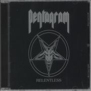 Click here for more info about 'Pentagram - Relentless'