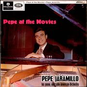 Click here for more info about 'Pepé Jaramillo - Pepe At The Movies'