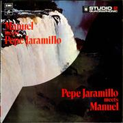 Click here for more info about 'Pepé Jaramillo - Pepe Jaramillo Meets Manuel'