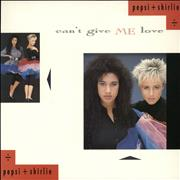 Click here for more info about 'Pepsi & Shirlie - Can't Give Me Love'