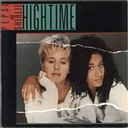 Click here for more info about 'Pepsi & Shirlie - High Time'