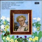 Click here for more info about 'Percy Grainger - Salute to Percy Grainger'