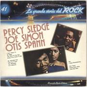 Click here for more info about 'Percy Sledge - La Grande Storia Del Rock 41'