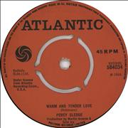 Click here for more info about 'Percy Sledge - Warm And Tender Love - 3prong'