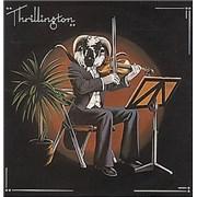Percy Thrillington Thrillington - Factory Sample UK vinyl LP