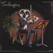 Percy Thrillington Thrillington UK vinyl LP