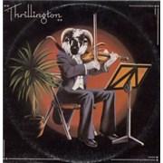 Percy Thrillington Thrillington Australia vinyl LP
