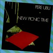 Click here for more info about 'Pere Ubu - New Picnic Time'