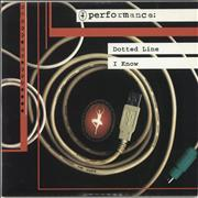 Click here for more info about 'Performance - Dotted Line - Red Vinyl'