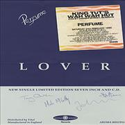 Click here for more info about 'Perfume - Autographed Flyer & Concert Ticket'
