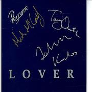 Click here for more info about 'Perfume - Lover - Autographed'