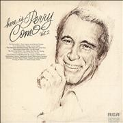 Click here for more info about 'Perry Como - Here Is Perry Como Vol. 2'