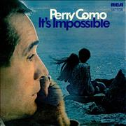 Click here for more info about 'Perry Como - It's Impossible'