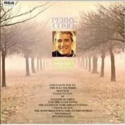 Click here for more info about 'Perry Como - Memories Are Made Of This'