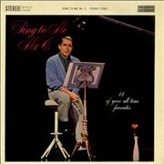 Click here for more info about 'Perry Como - Sing To Me Mr. C.'
