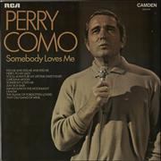 Click here for more info about 'Perry Como - Somebody Loves Me'
