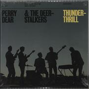 Click here for more info about 'Perry Dear & The Deer-Stalkers - Thunderthrill - Sealed'