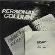 Click here for more info about 'Personal Column - The Same Old Situation'