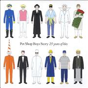 Click here for more info about 'Pet Shop Boys - 25 Years Of Hits'