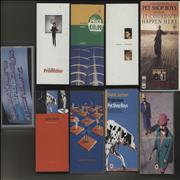 Click here for more info about 'Pet Shop Boys - A Collection of VHS Releases'