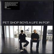 Click here for more info about 'Pet Shop Boys - A Life In Pop - NTSC'