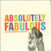Click here for more info about 'Pet Shop Boys - Absolutely Fabulous - Sealed'