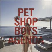 "Pet Shop Boys Agenda - Sealed UK 12"" vinyl"
