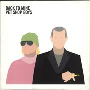 Click here for more info about 'Pet Shop Boys - Back To Mine'