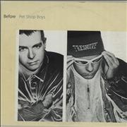 Click here for more info about 'Pet Shop Boys - Before - 2-track'