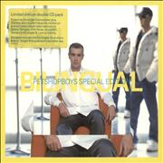 Click here for more info about 'Pet Shop Boys - Bilingual - Special Edition'