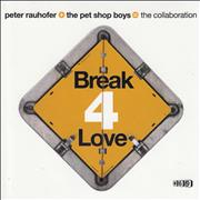 Click here for more info about 'Pet Shop Boys - Break 4 Love'