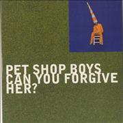 Click here for more info about 'Pet Shop Boys - Can You Forgive Her? - CD 2'