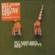 Click here for more info about 'Pet Shop Boys - Can You Forgive Her? - Sealed'