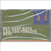 Click here for more info about 'Pet Shop Boys - Can You Forgive Her?'