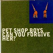 Click here for more info about 'Pet Shop Boys - Can You Forgive Her'