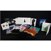 Pet Shop Boys Christmas Cards - 22 Cards UK memorabilia