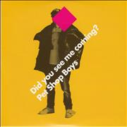 Click here for more info about 'Pet Shop Boys - Did You See Me Coming?'