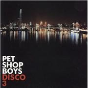 Pet Shop Boys Disco 3 UK 3-LP vinyl set