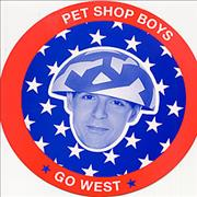Click here for more info about 'Pet Shop Boys - Go West - Mobile Only'