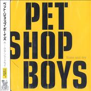 Click here for more info about 'Pet Shop Boys - Home And Dry'