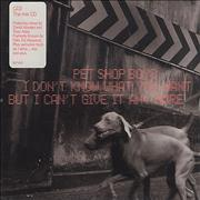 Click here for more info about 'Pet Shop Boys - I Don't Know What You Want - CD2'