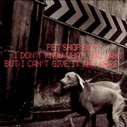 Click here for more info about 'Pet Shop Boys - I Don't Know What You Want...'