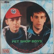 Click here for more info about 'Pet Shop Boys - Interview Picture CD'